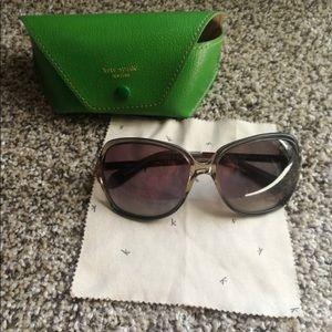Kate Spade ♠️ Oversized Sunglasses